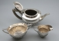 Preview: Silberservice Teeservice 925 Sterling Silber Birmingham-England 1905 Jh,  W.Aitken.